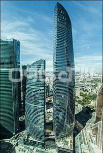 پروژه برج فدرال روسیه